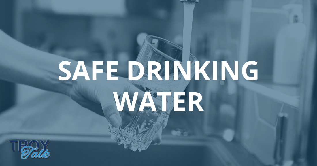 Clean, Safe Drinking Water For All New Jersey Residents