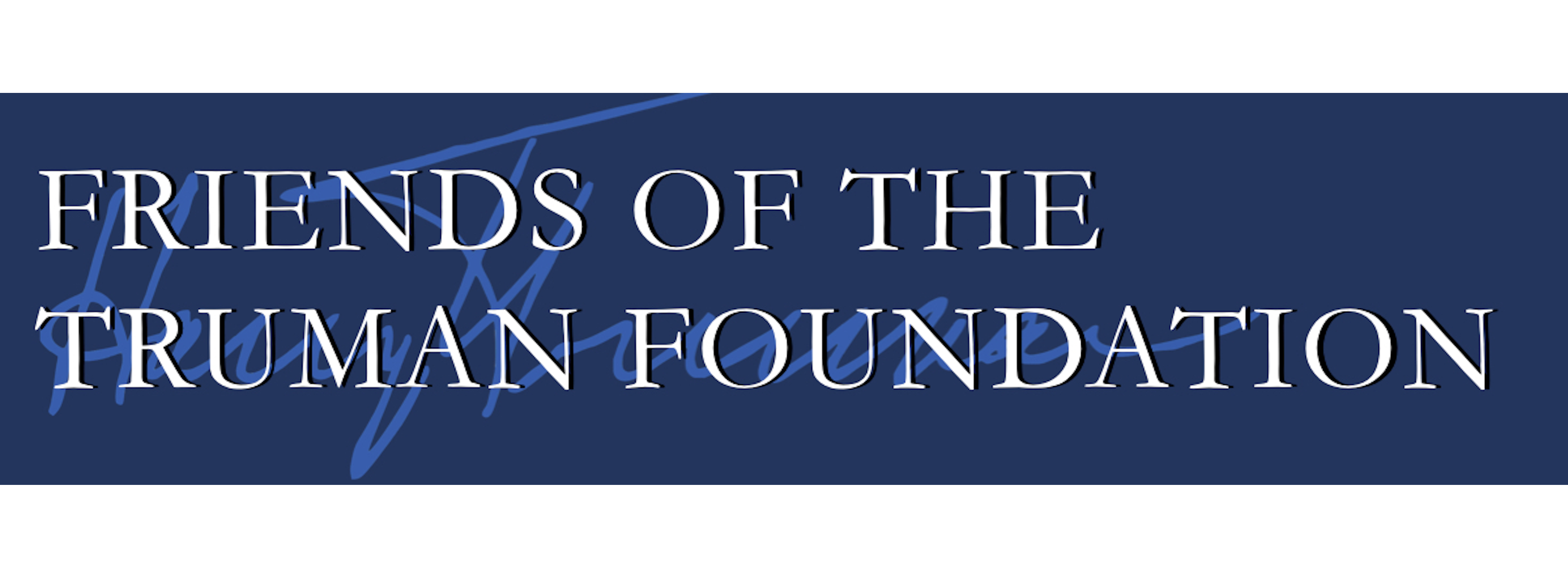 Friends of the Truman Foundation