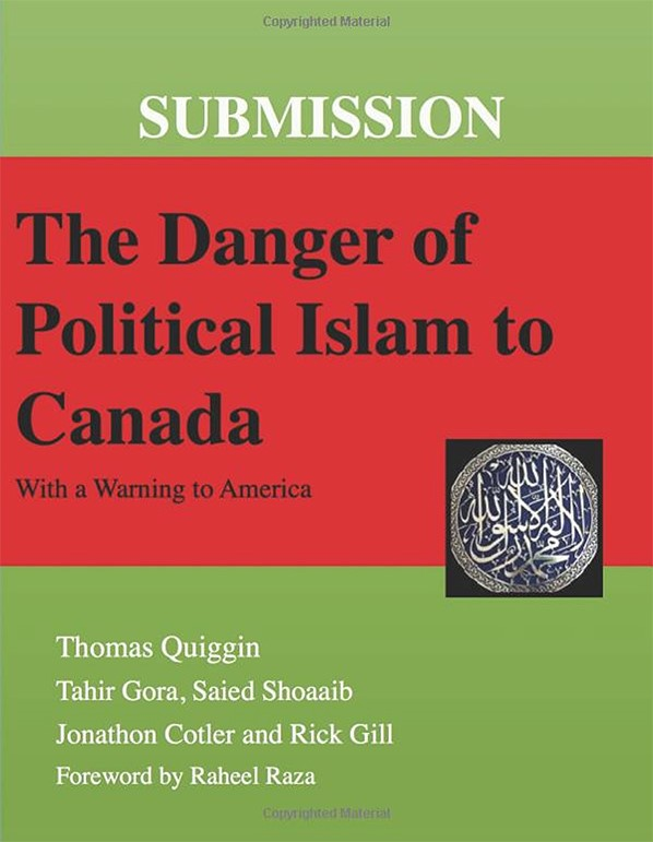 SUBMISSION : The danger of political islam to canada