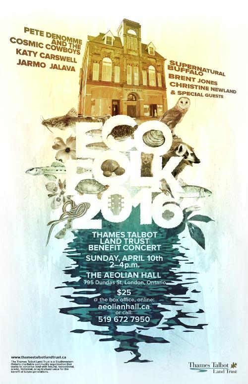TTLT Concert Poster