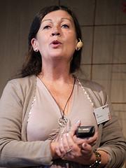 Mia Kristiansson, Senior Media Advisor