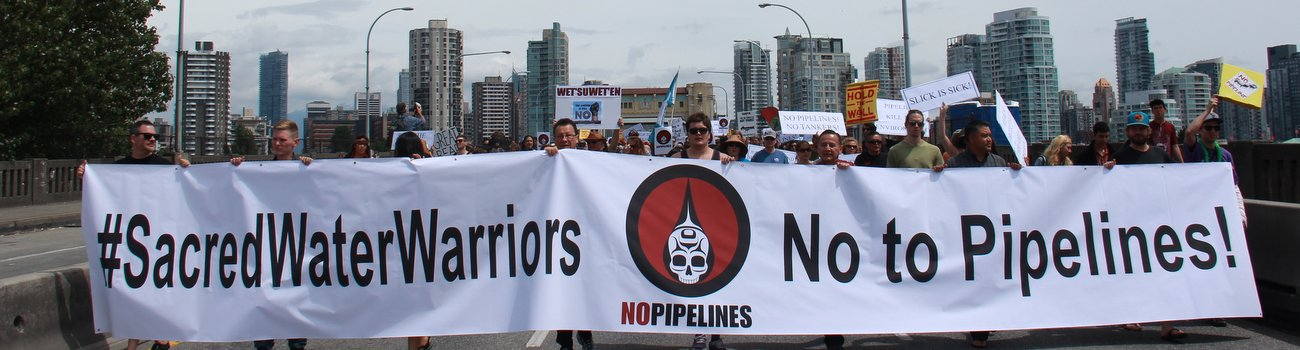 No To Pipelines