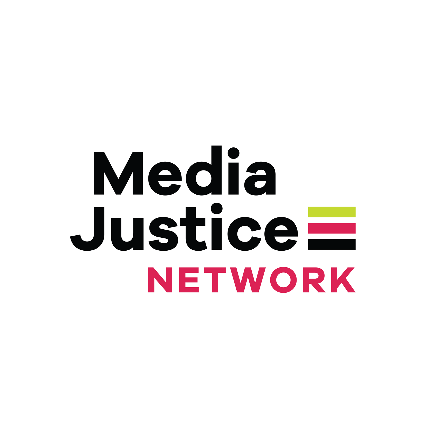 MediaJustice Network!'s logo