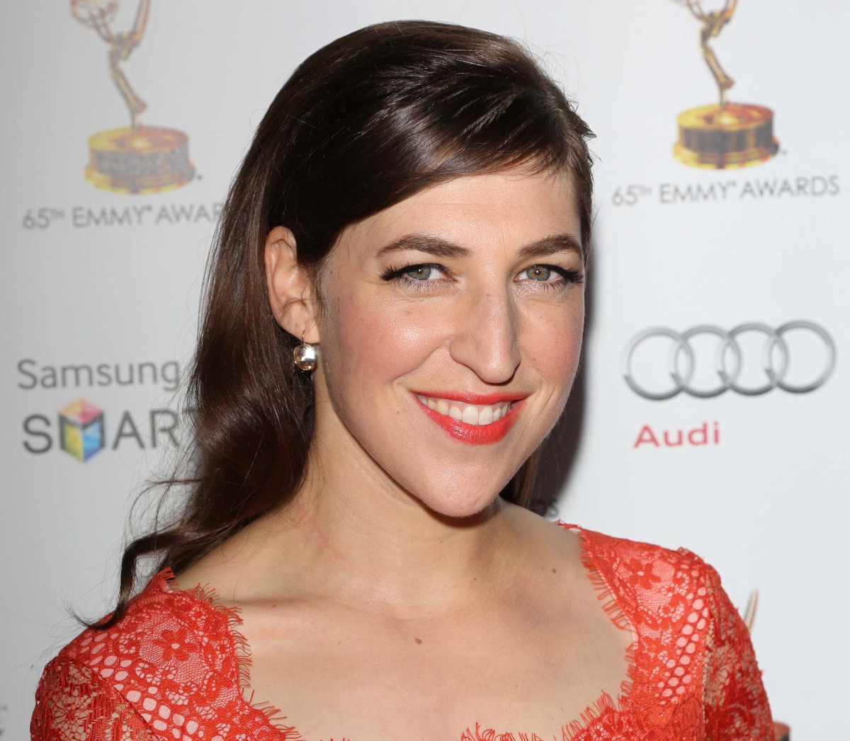 mayim_coral_Dress.jpg