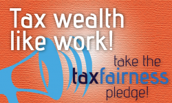 Tax Wealth Like Work!