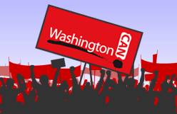 Washington CAN logo