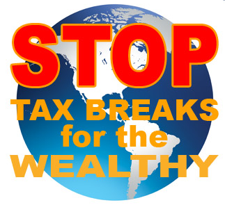 Globe - Stop Tax Breaks for the Wealthy