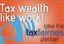 tax fairness pledge icon