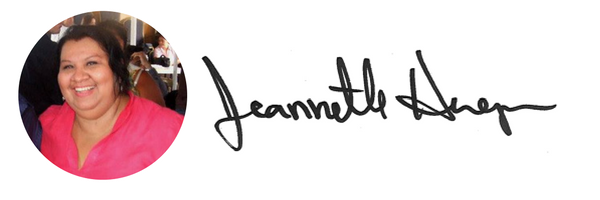 Jeannette Huezo