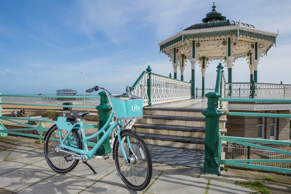 Brighton Bike Scheme Goes Live