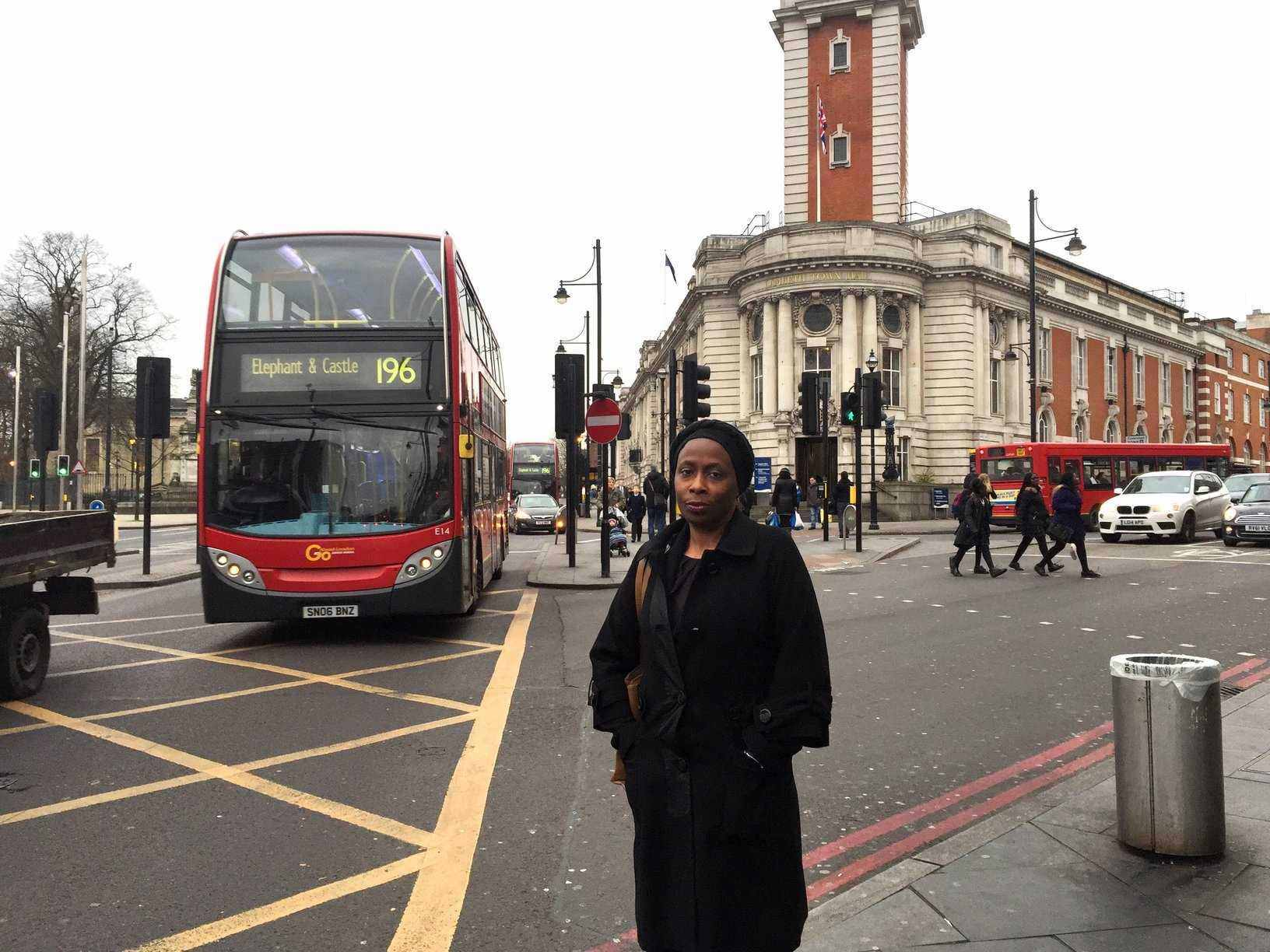 Cllr Jennifer Brathwaite on tackling air pollution in Lambeth