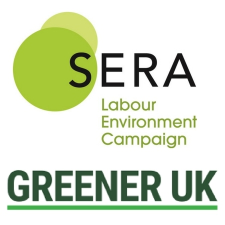 SERA with Greener UK at Labour Party Conference