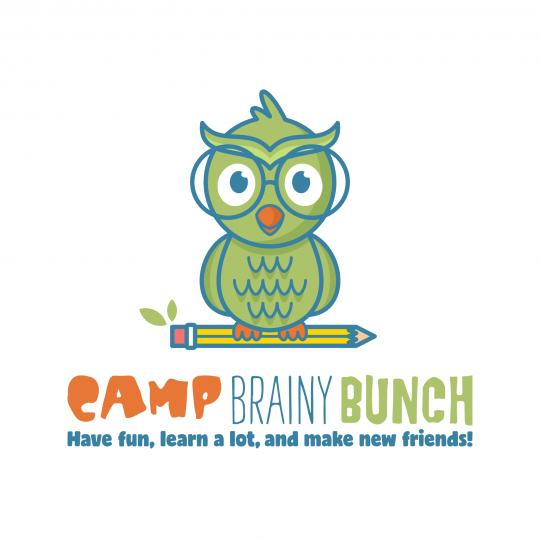 Camp Brainy Bunch Logo