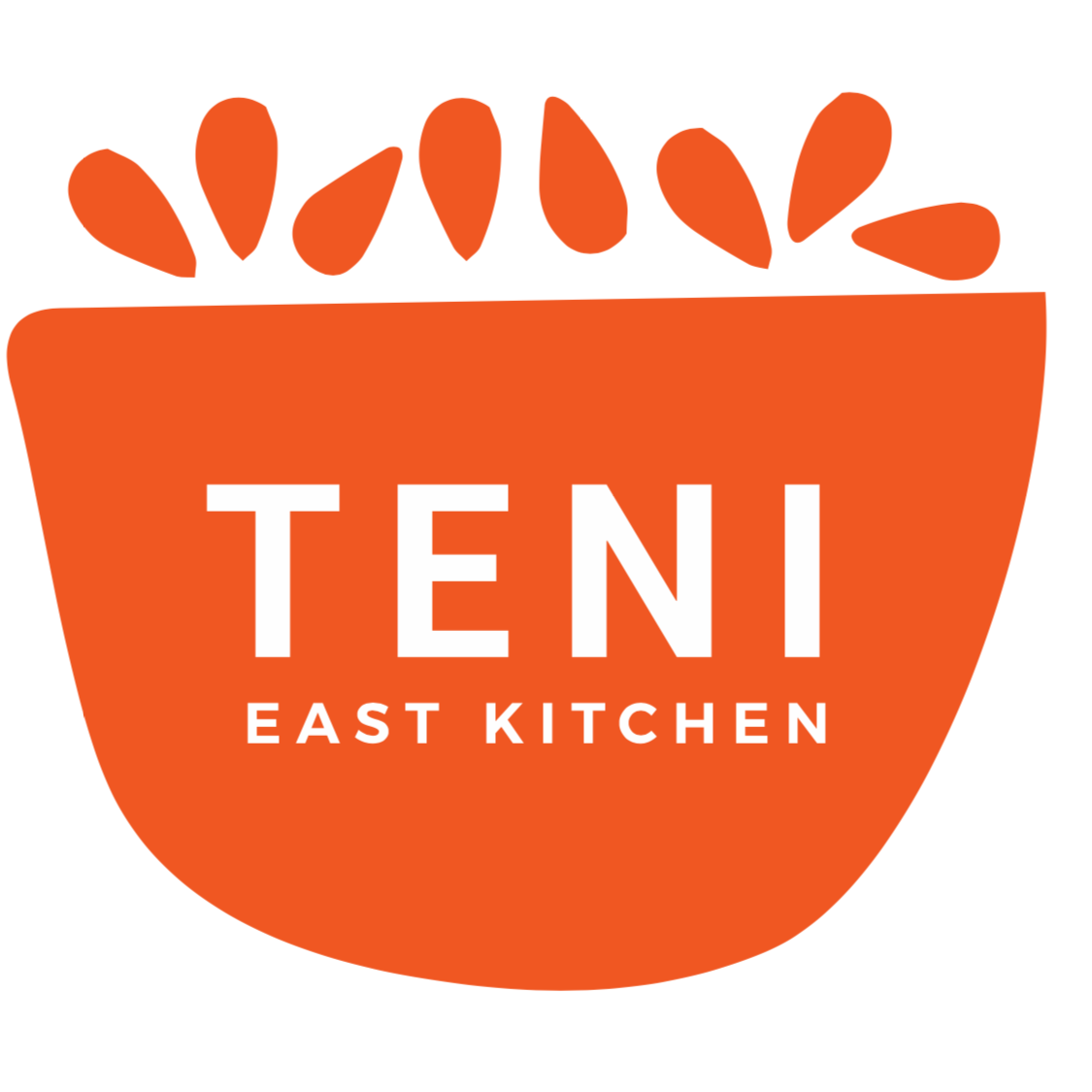 Teni East Kitchen Logo