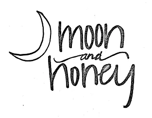 Moon and Honey logo