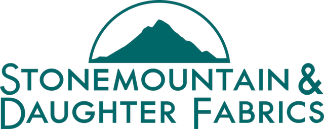 Stonemountain and Daughter Fabrics logo