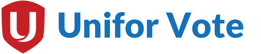Unifor Votes logo