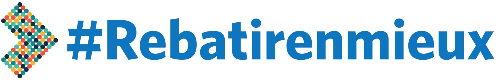 Rebatir en mieux logo