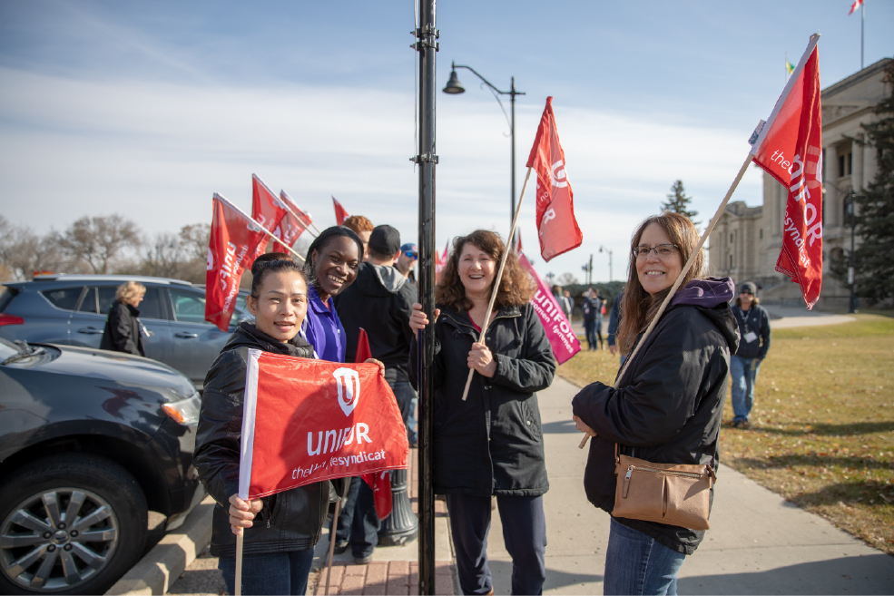 Unifor Votes Saskatchewan image