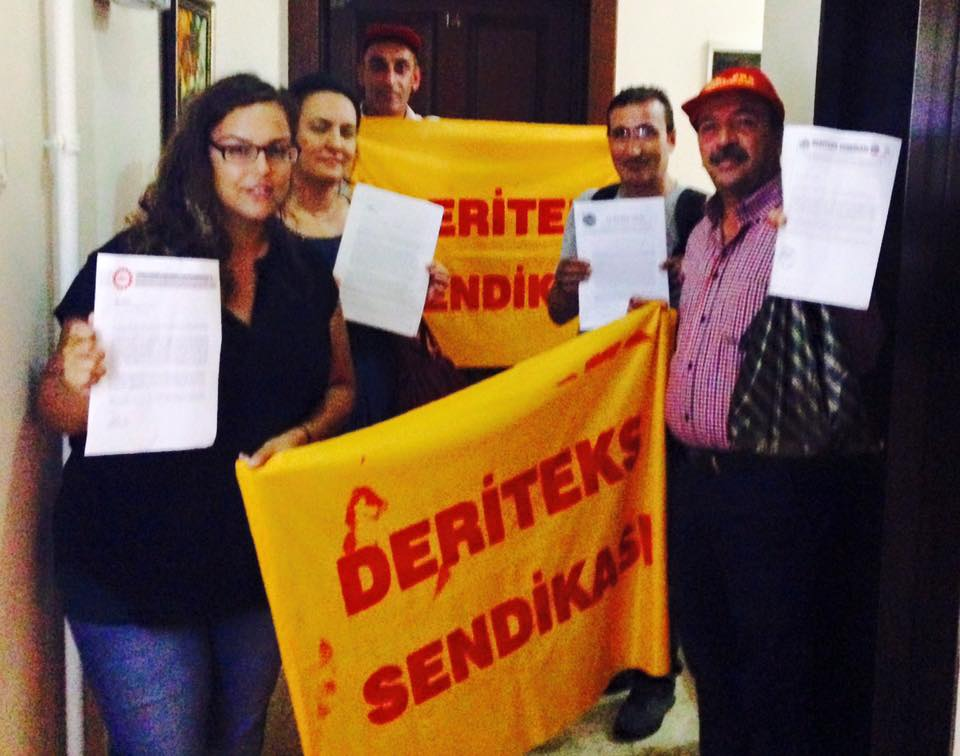 Deriteks, League, and CCC-Türkiye deliver a letter to the Cambodian Consulate in Istanbul
