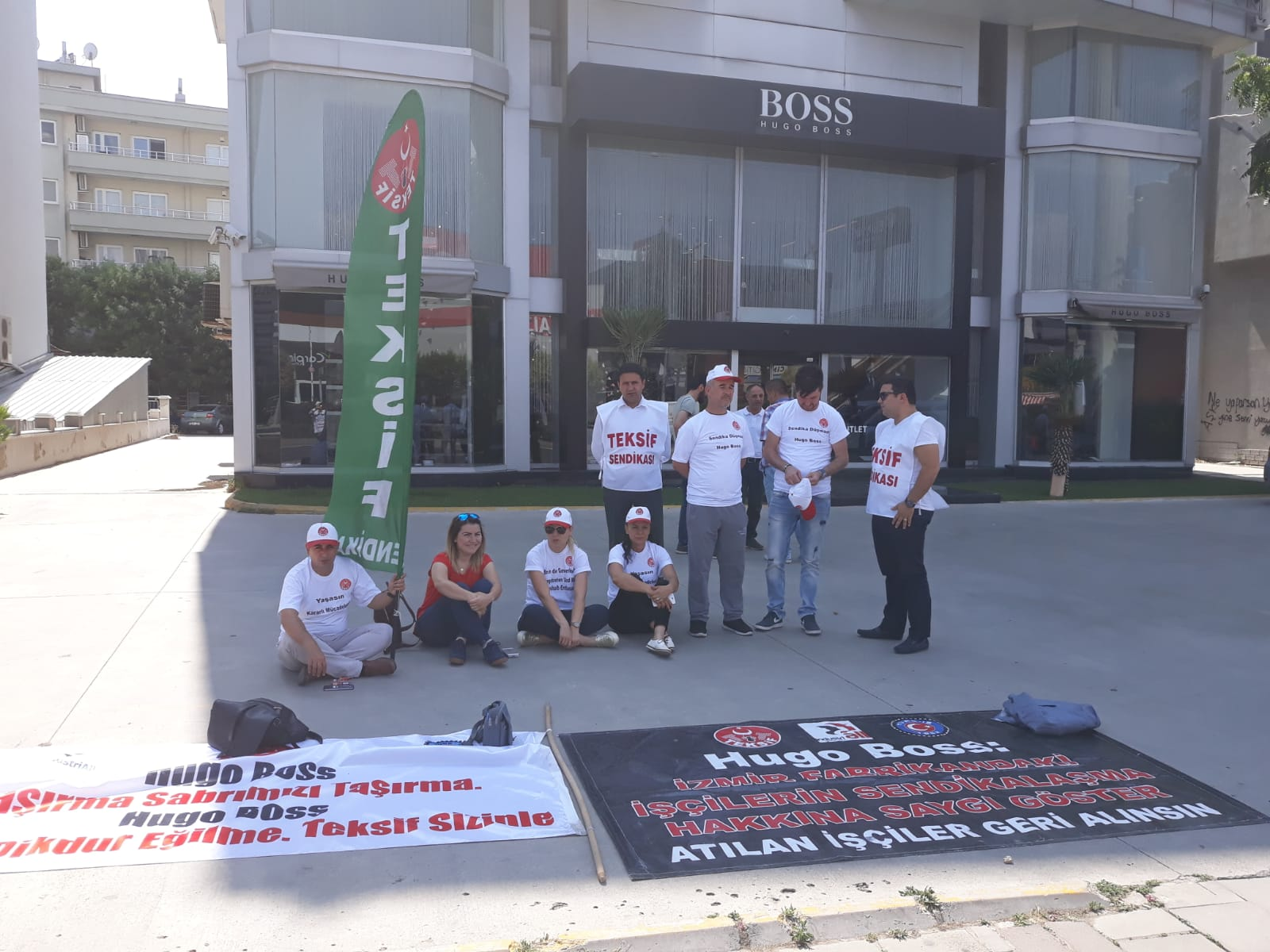 quality design shopping new products Hugo Boss: Stop Repressing Workers in Turkey! - Union League