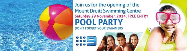 Mount Druitt Pool reopens