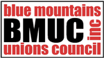 Blue Mountains Unions Council monthly meeting