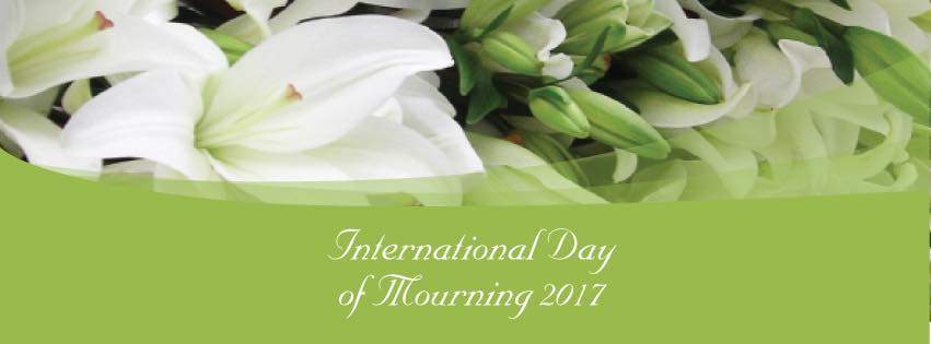 International Day of Mourning 2017 - Central Coast