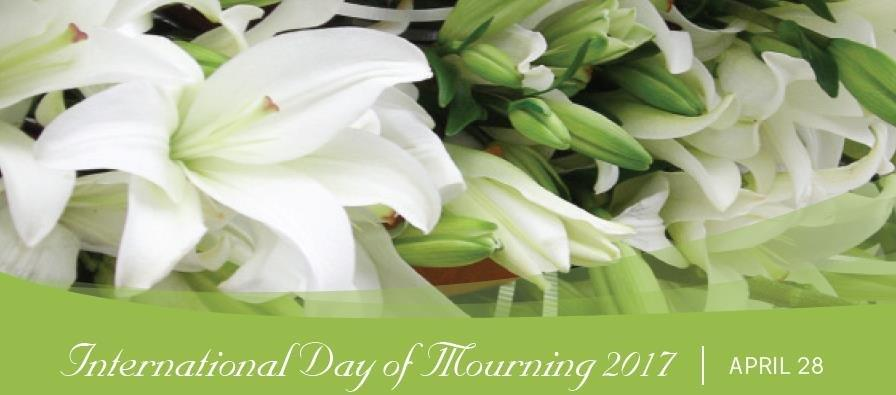 International Day of Mourning 2017