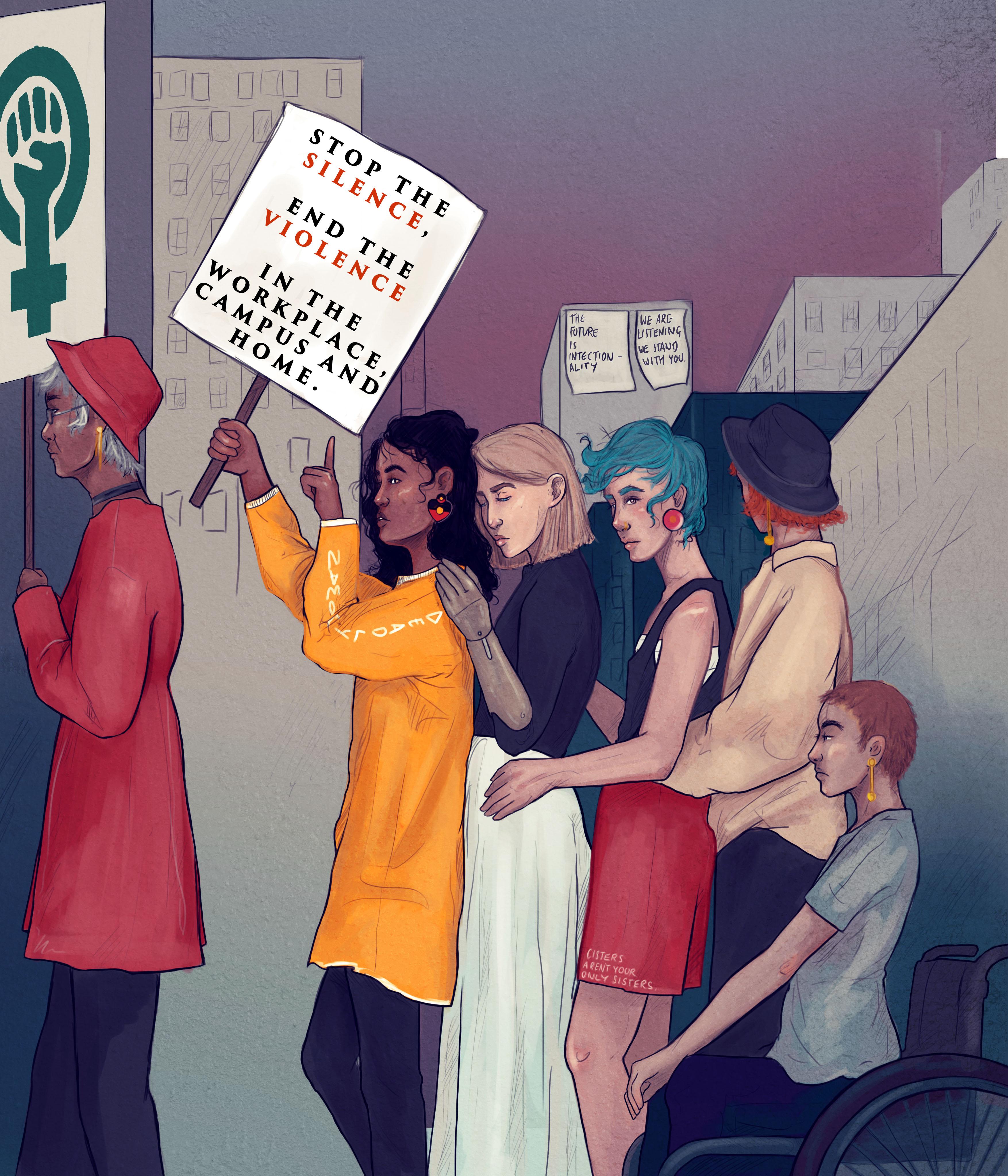 International Women's Day March 2018