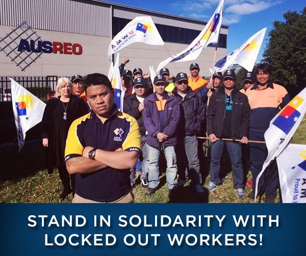 Stand in solidarity with locked out workers!