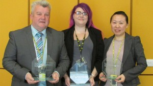 Award Winners At The Merseylearn Event