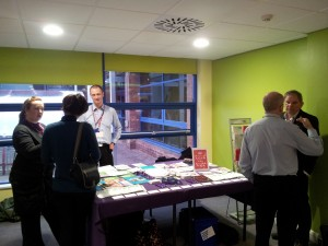 The learning event in action