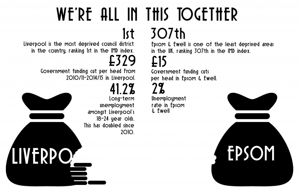 All in this together bags