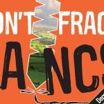 Don't Frack Lancs graphic