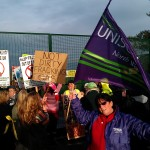 Anti_fracking protest, Barton Moss 081213