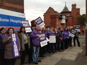 NHS pay Rathbone Hospital