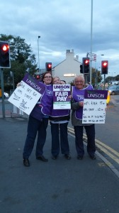 NHS pay Stockport 2