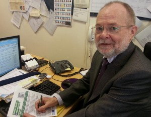 David Heyes MP