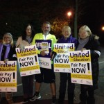 University of Liverpool, Carnatic House, Early Morning Pickets