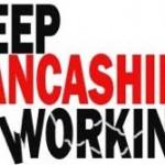 Keep Lancs Working logo