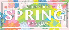 Time is running out, order your Spring Curriculum.