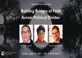 Building Bridges of Faith Across Political Divides
