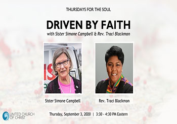 Driven by Faith with Sister Simone Campbell and Rev. Traci Blackmon