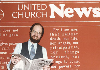 Evan Golder, founding editor of United Church News, dies at 82
