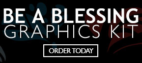 Be a Blessing Graphics Kit