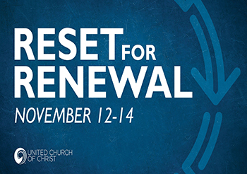 Reset for Renewal