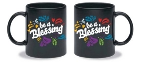Be a Blessing Mugs