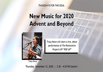 New Music for #2020 Advent and Beyond