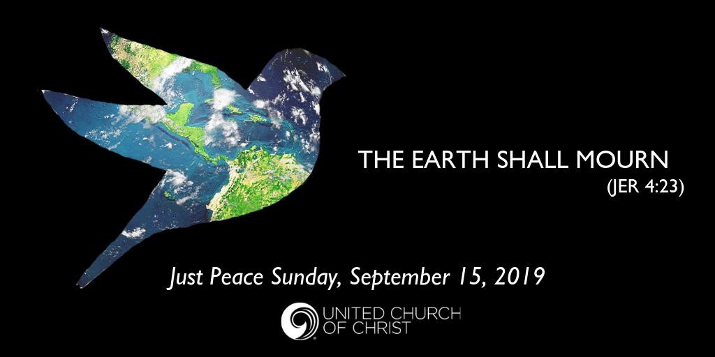 2019 Just Peace Sunday Twitter